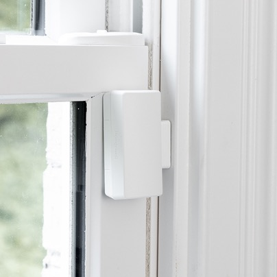 Gulfport security window sensor